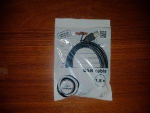 Micro USB - USB кабель